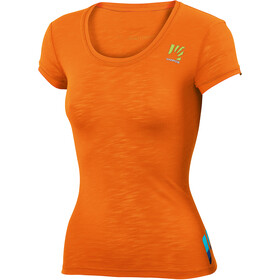Karpos Profili Lite Trikot Damen orange popsicle